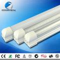 Policarbonato cubierta del tubo del LED T8 luz 120 cm blanco de mercurio precio