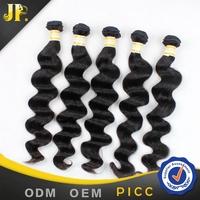 Free Shipping 12 14 16 inches 3pcs high quality virgin peruvian hair human hair extension in dubai