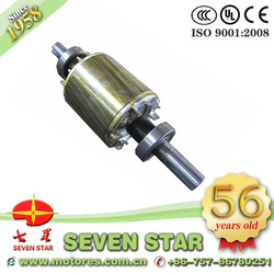 Customized Electric Motor steel shaft keys