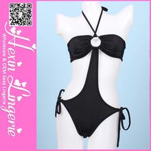 2014 China wholesale sexy revet latest sexy girls sling bikini swimwear