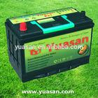 NEW ! 12V80AH Silver Power Lead Calcium Maintenance Free Car Battery 95D31R(NX120-7MF)