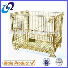 Materials Handling Equipment-Mesh Folding cage