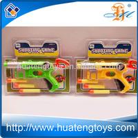HT81122 best gft for kids toy soft bullet gun soft air gun EVA bullet gun gift packaging toys High-end toys