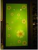 Translucent Yellow Flourescent Cast Acrylic Sheet