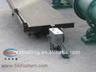 bailing gold ore shaking table separation