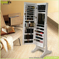 ikea standing jewelry armoire mirrors for living room