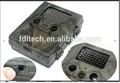 Fdl-002m 12mp 850nm 1080p/720p hd mms/gprs branco diodos emissores de luz ao ar livre deer caça câmera.