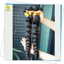 Wholesale 100% natural unprocessed sterilized clean and safe raw remy virgin indian hair