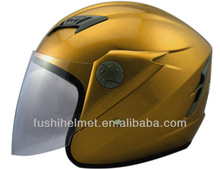 Gold berg ABS open face motorcycle helmet 816