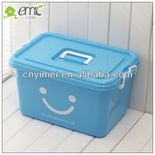 plastic compartment storage box
