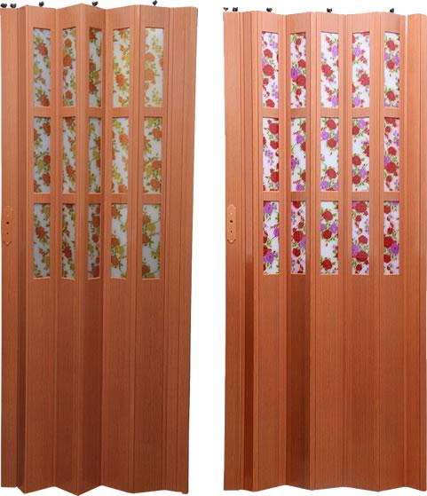 Interior Pvc Folding Doors Wooden Design Plastic Folding Door View Interior Pvc Folding Doors