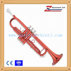 high quality training shinning trumpet