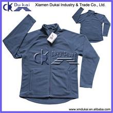 Polar fleece jacket for men, ragla sleeve men jacket, men's inner jacket