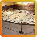 Alta calidad fósil de dinosaurio de interior de la venta fósil de dinosaurio