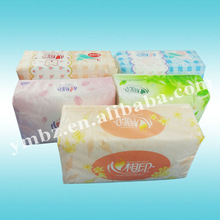 paper tissue plastic packaging bag supplies