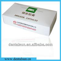 China Dental Supplier/GK Amalgam Capsules with 1/2/3 Spills