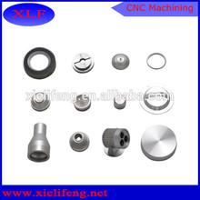 CNC Machining Precision Aluminum spare parts Anodized