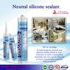 high quality neutral silicon sealant/ silicone weathering sealant/silicone fire retardant sealant