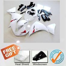 Good quality ABS plastic fairing kits for Yamaha YZF R1 10 fairings