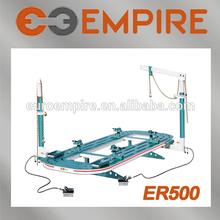 ER500 chassis straightening/ Used car frame machine / frame machine