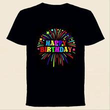 latest innovative led t shirt equalizer