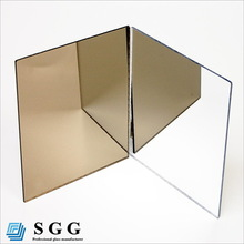 Shenzhen clear silver mirror copper free,3mm 4mm,5mm,6mm