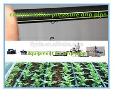 Anti-clog irrigation tape making machines