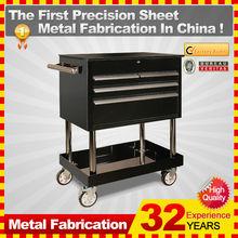 kindle aluminum drawer truck tool box/us general tool box/aluminium tool box
