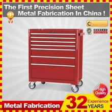 kindle aluminum drawer truck tool box/us general tool box/max steel tool box