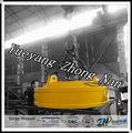 500 kg levantamento magnet enrolamento de cobre para sucatas de aço