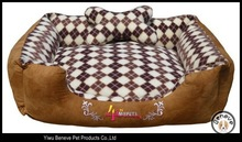 brown dog house pet sleeping pet products