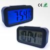 digital clock with calendar temperature desktop