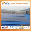 Pitched Tin Roof Solar System Kits, Aluminum Rails, clamps, tin hooks,rails splice