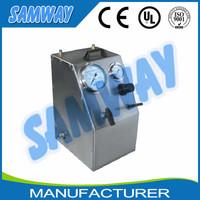 Manual SAMWAY T100M Pressure Max 100MPa hydraulic hose pressure testing bench