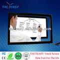رصد اتصال متعددة اللمس إطار الشاشة مع الكتابة بسلاسة