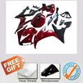 abs moto kits carénage pour yamaha r1 fjr1300 2001 2002 2003 2004 2005