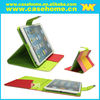 China leather case for ipad air,china 2014 four color case for ipad 5,hand-strap case for ipad Air