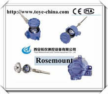 Smart rosemount 248 temperature transmitter with 4-20ma output
