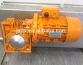 Nmrv motovario rv de aluminio de alta eficiencia- derecho del ángulo del gusano motorreductor