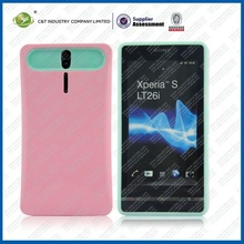 NEW!!! Hot Selling silicone case for sony ericsson x8