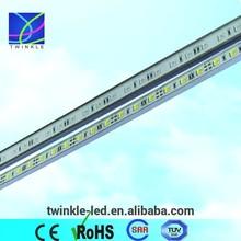 60 chips per meter led rigid light bar Epistar smd5050 aluminium led strip bar
