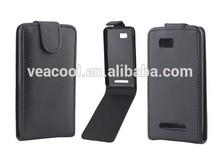 PU Flip Leather Case for HTC Desire 400 Case