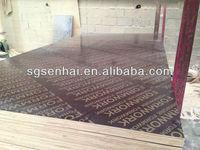 phenolic film faced pine plywood, phenolic film faced plywood for construction