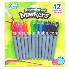 permanent marker, colorful marker, Eco-friendly marker