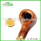 2014 YOUCIG Best selling E cigars / e pipe 618 mold
