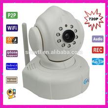 H.264 CMOS Infrared Night Vision HD Mega Pixels WiFi Mini IP Camera