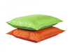 LARRY - design sitting bag orange bean bag outdoor