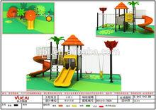 2014 new style outdoor plastic slide
