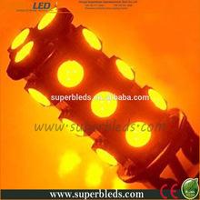 DC12V 7443 18SMD 5050 LED car brake light,led car accessories