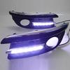 For 2006-2010 Year Sagitar Golf 5 LED Daytime Running Light V2